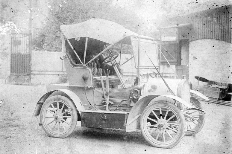 La voiture de l'arrière grand-père, hors concours