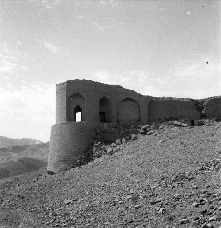 Caravansérail de Gabr-âbâd, la tour-bélvédère