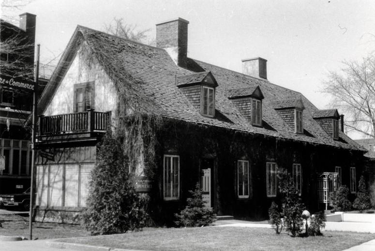 Trois-Rivières : le manoir Boucher de Niverville