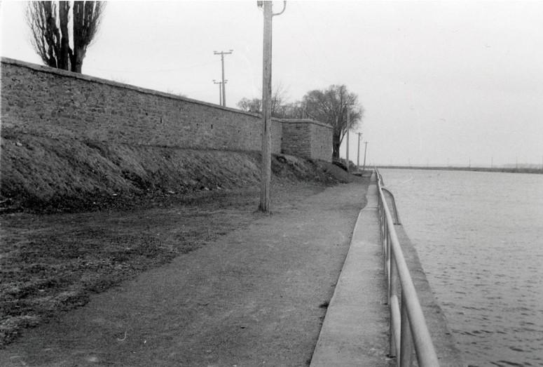 Fort St Louis (1725) dans la réserve iroquoise de Caughnawaga