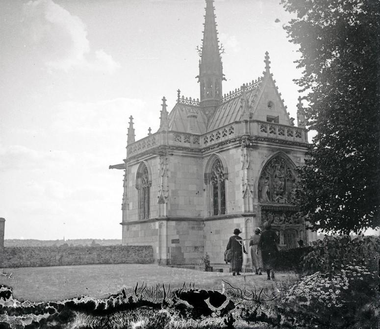 Amboise - chapelle Saint-Hubert