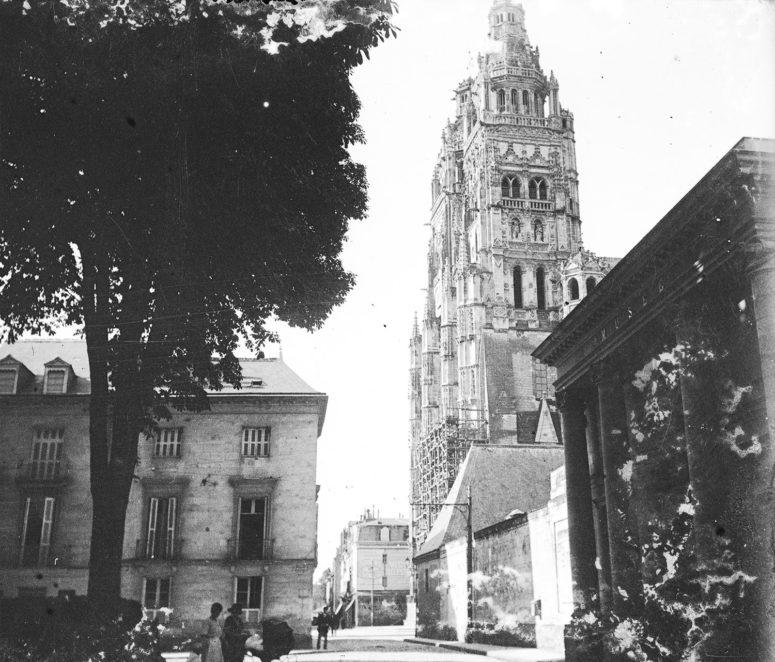Tours, la cathédrale St Gatien