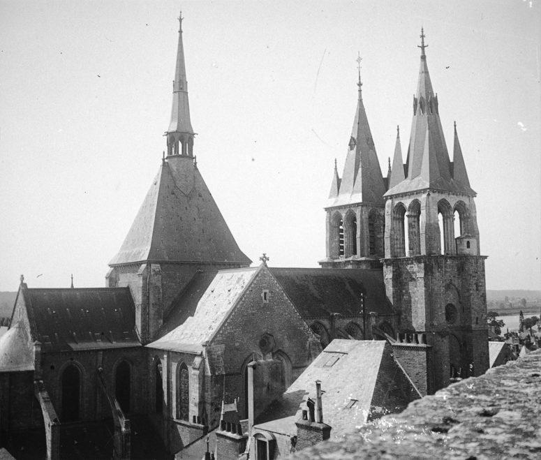 Blois, église St-Nicolas