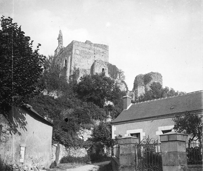 Montbazon, restes du château