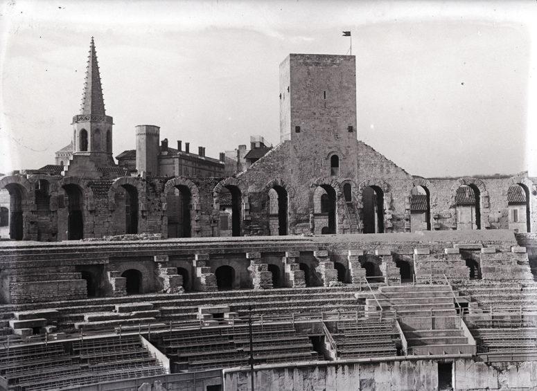 Arles, l'amphithéatre