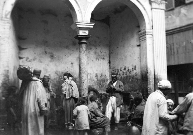 À Alger dans les années 20