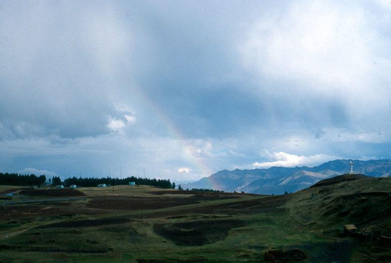 Le christ de Cuzco