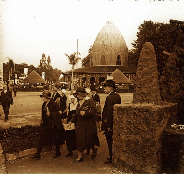 Pavillon de l'Afrique-Équatoriale française