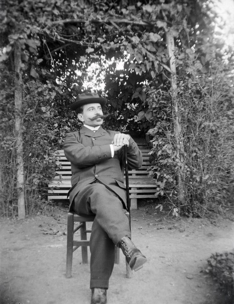 Etienne Dieulefit, champion en titre