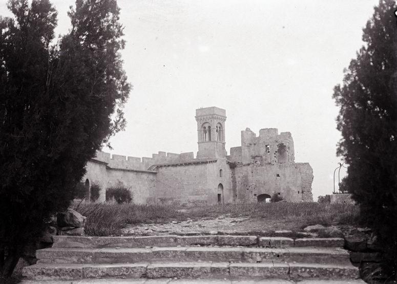 Beaucaire, la chapelle Saint-Louis