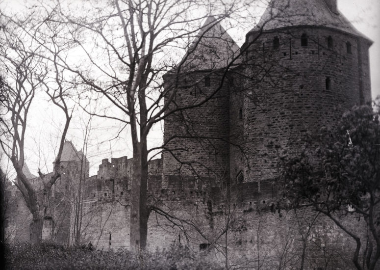 Carcassonne, les remparts
