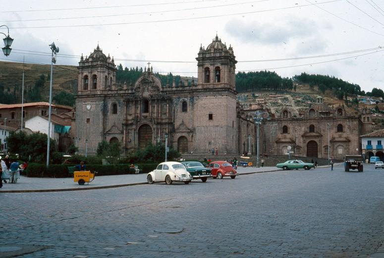 Cathédrale Notre-Dame-de-l'Assomption de Cuzco