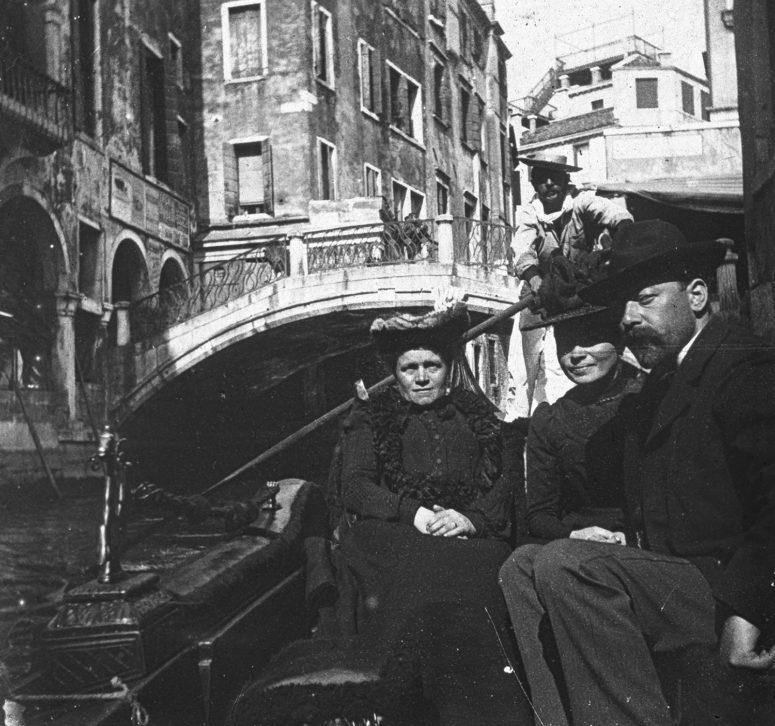 Venise - En gondole