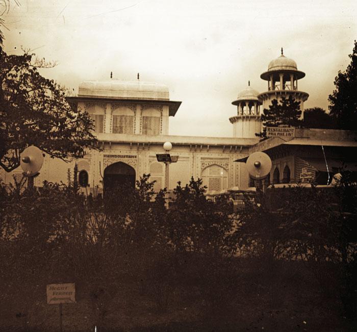 Pavillon de l'Indoustan