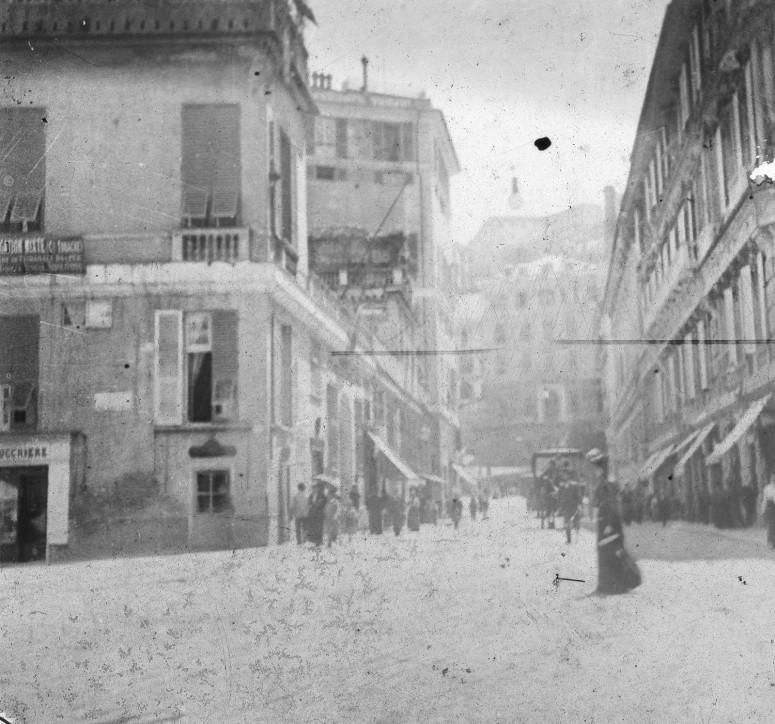 Turin - Une rue