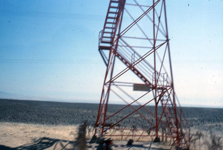 Tour sur le site de Nazca