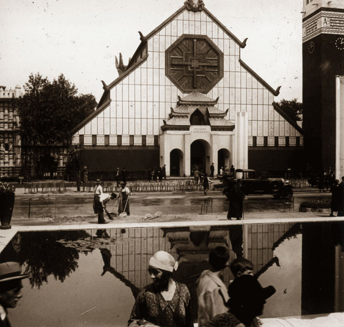 Pavillon des Missions catholiques