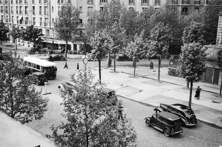 Le Boulevard Brune (XIVe arrdt)