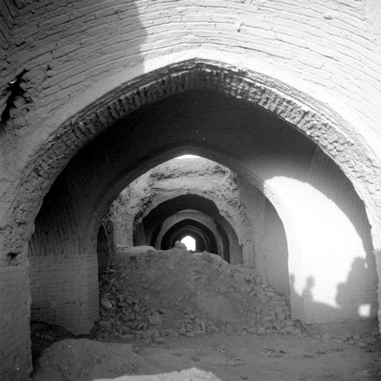 Gourgâb, bâtiment sud