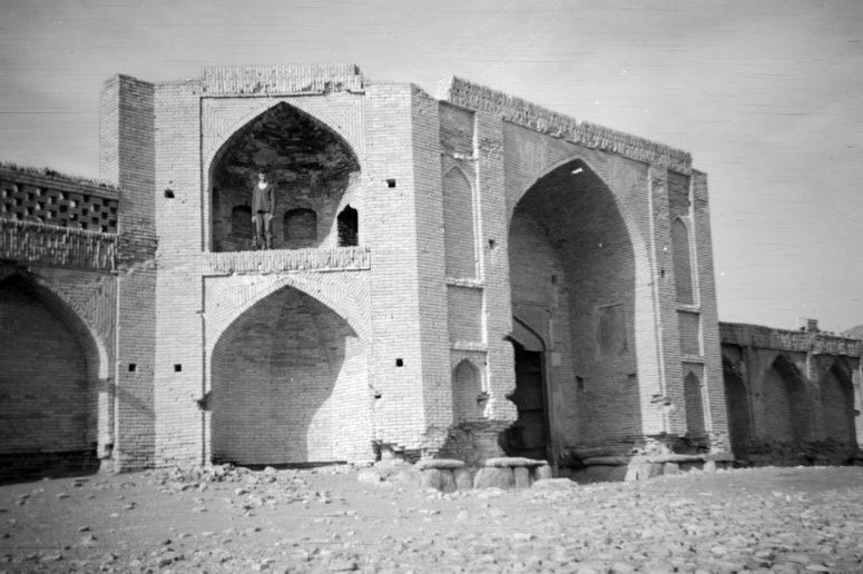 Caravansérail Mâder-e-Châh