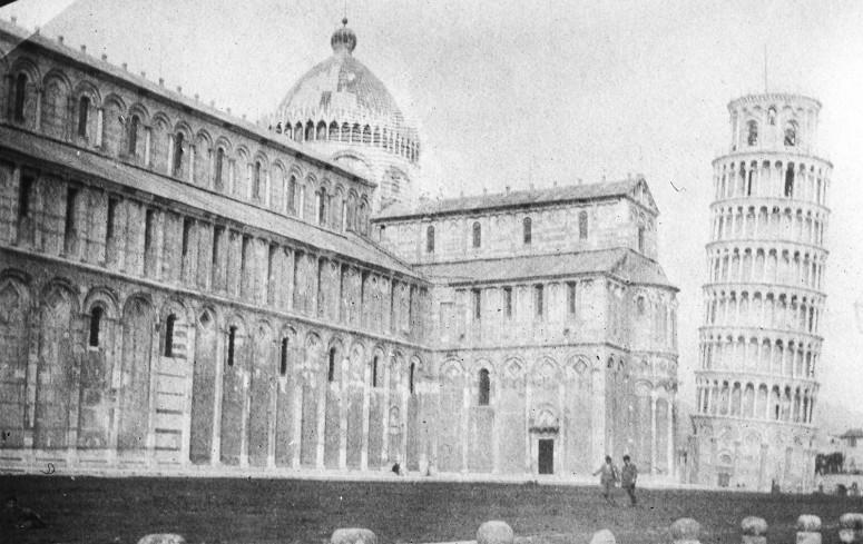 Pise, la cathédrale et la tour