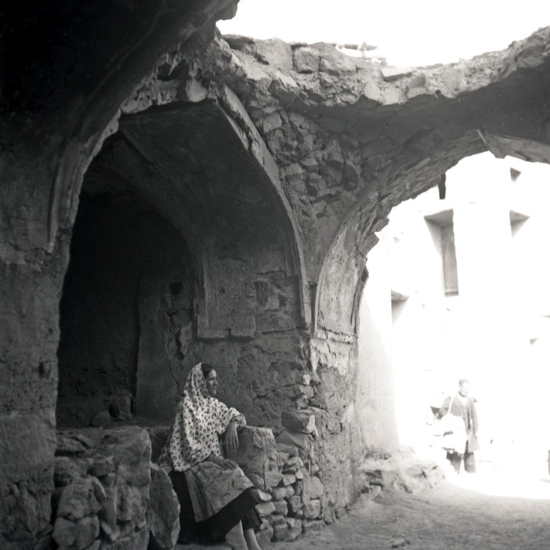 Temple zoroastrien d'Ab-yaneh