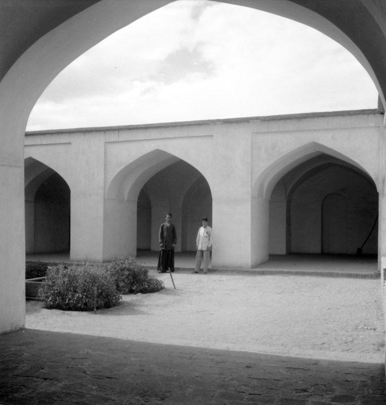 Mosquée Djum'a à Vendâd-deh