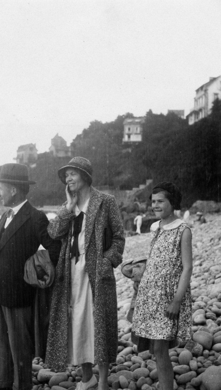 Trestraou 15 août 1931