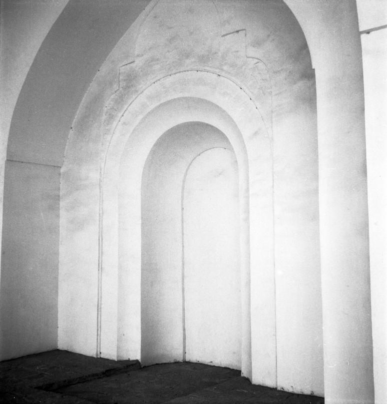 Mihrab de la mosquée Djum'a
