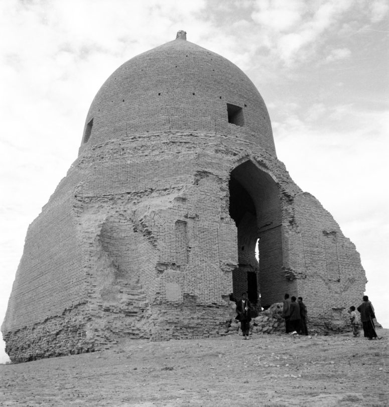 Dâchti, le dôme de la mosquée