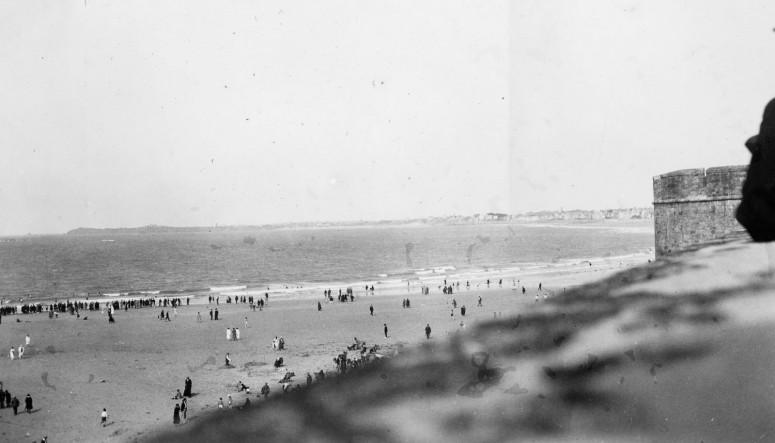 Saint Malo 17 juillet 1932