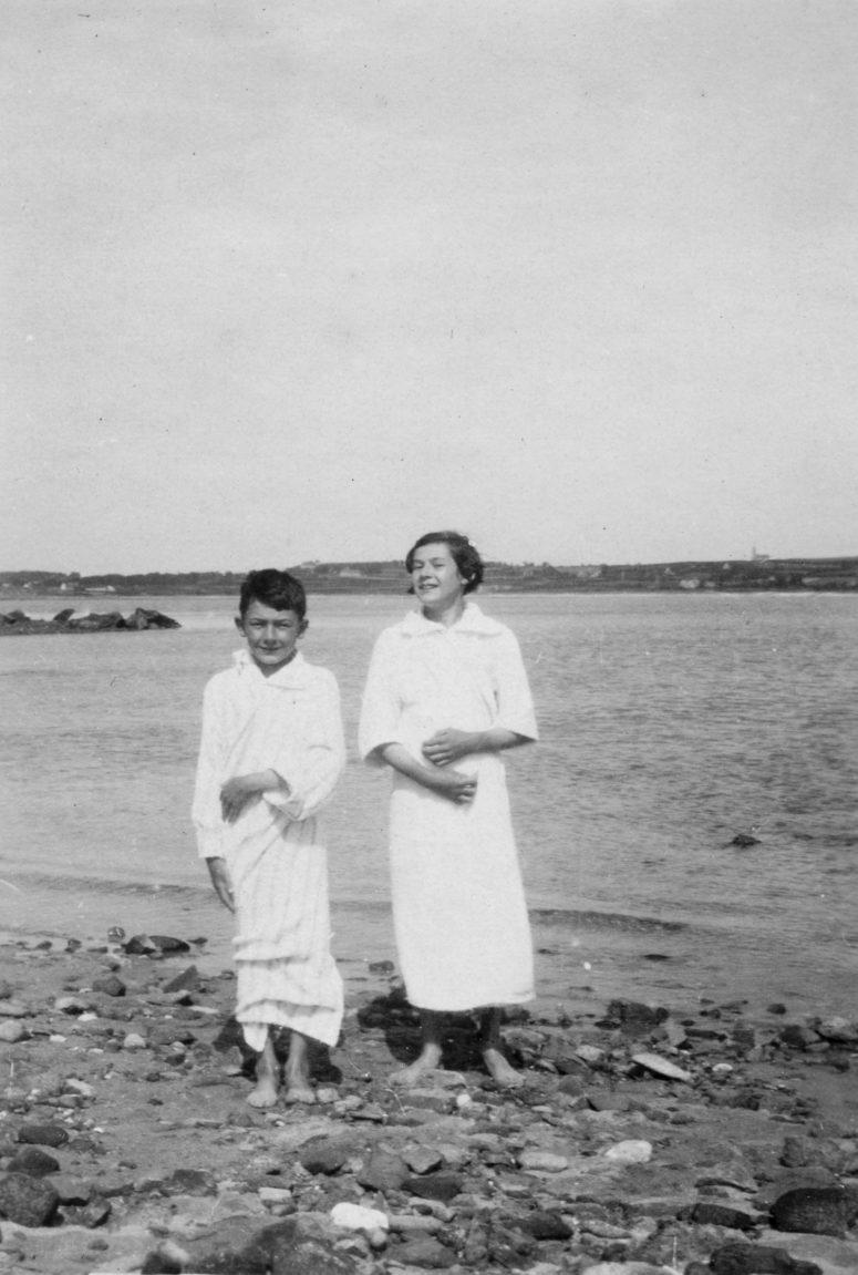 Buguelès Juillet 1932