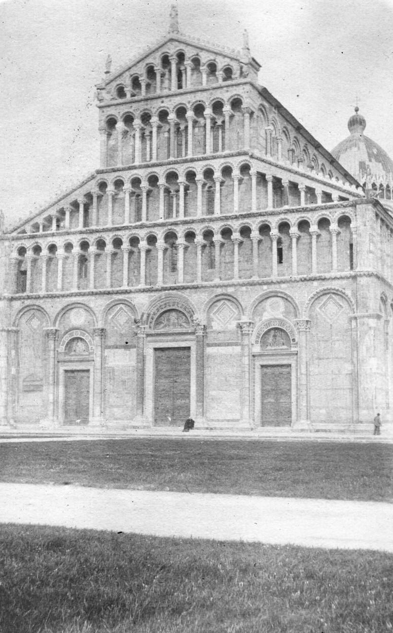 Pise, la cathédrale