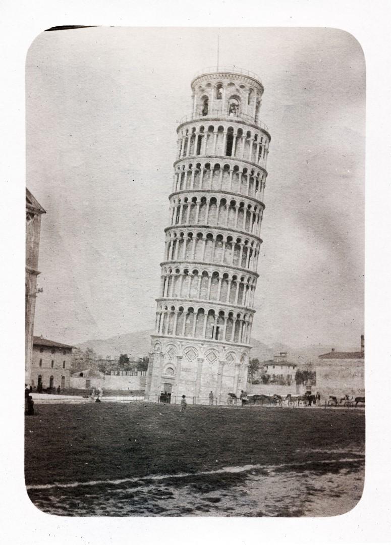 Pise, la tour