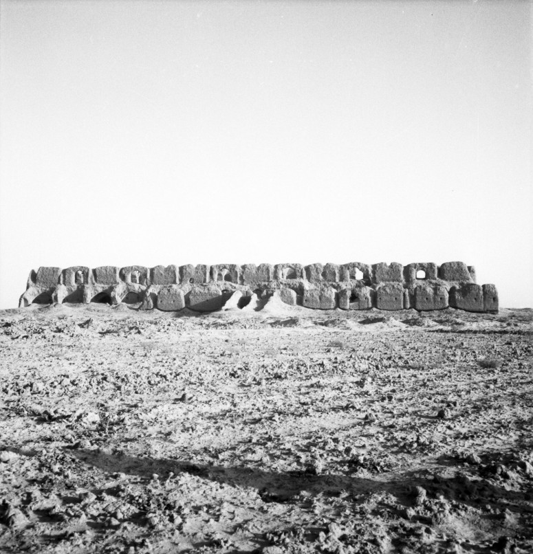 Gourgâb, casernement