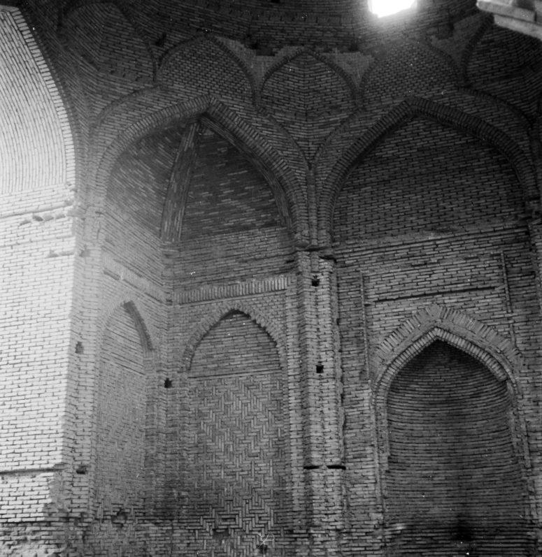 Dâchti, intérieur du sanctuaire