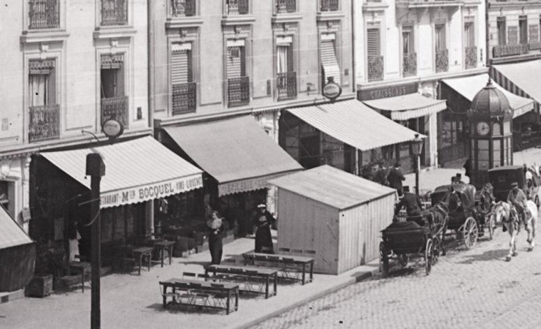 Restaurant Bocquel