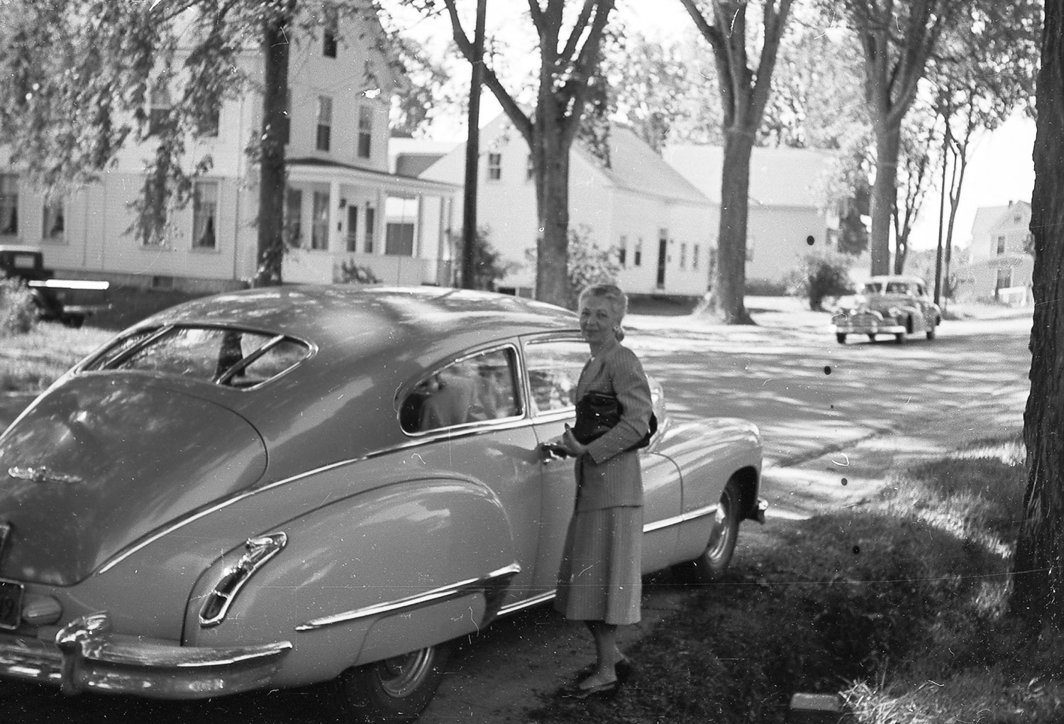 Cadillac Series 61 coupe - 1948