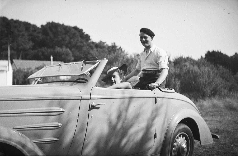 Peugeot 402, dite Eclipse