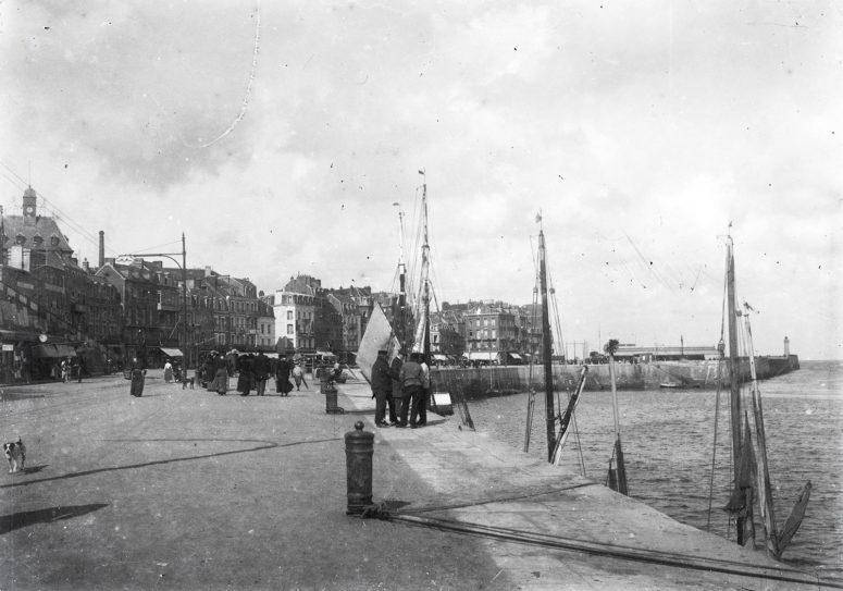 Le port du Tréport