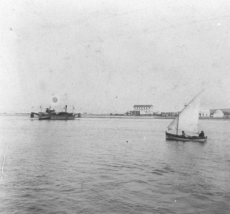 Bizerte - Le bac transbordeur