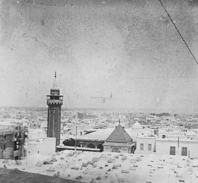 Tunis - Vue générale
