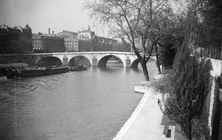 Le Pont Royal et le Musée d'Orsay
