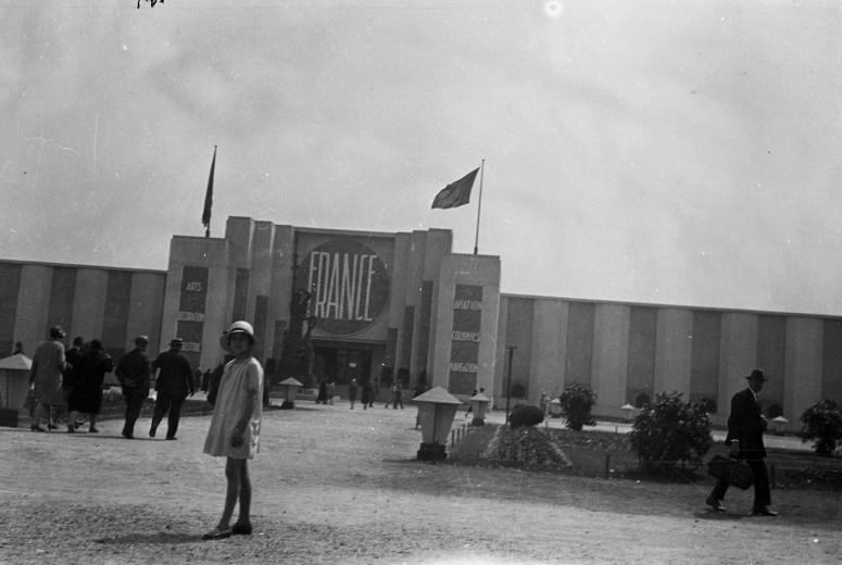 Pavillon de la France