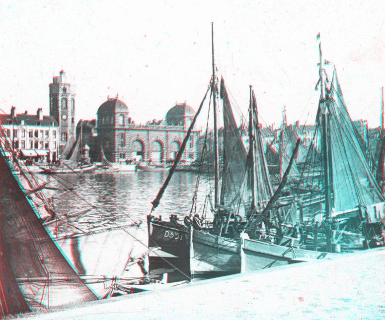 Dunkerque : le port des pêcheurs