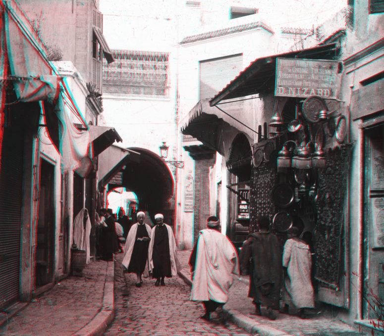 Tunis : Rue de la Kasbah