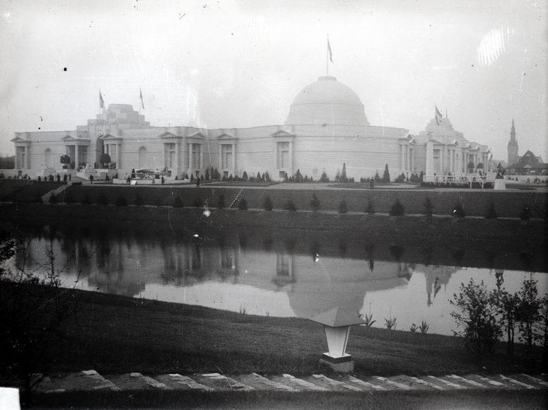 Le Pavillon de la Grande-Bretagne