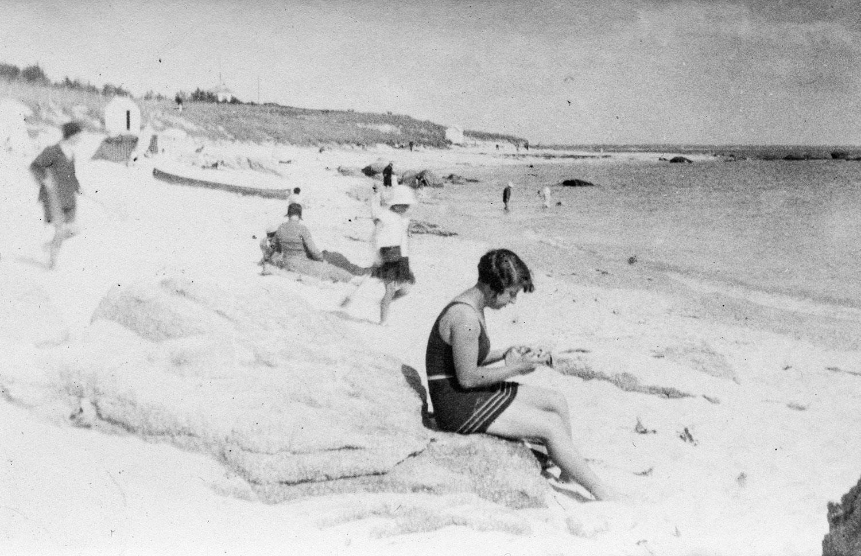 1929 : costumes de plage