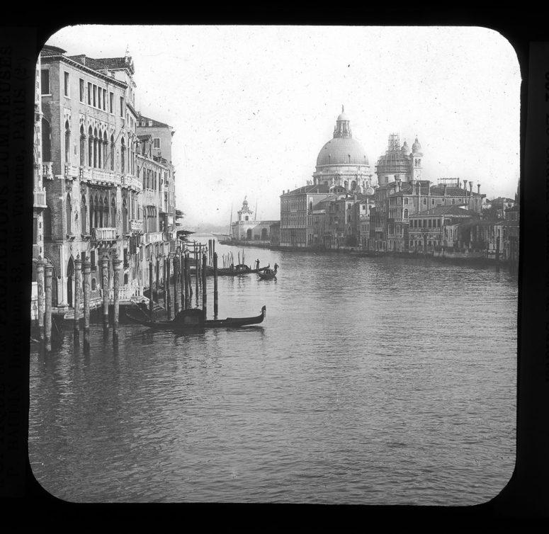 Le Grand Canal et la Salute