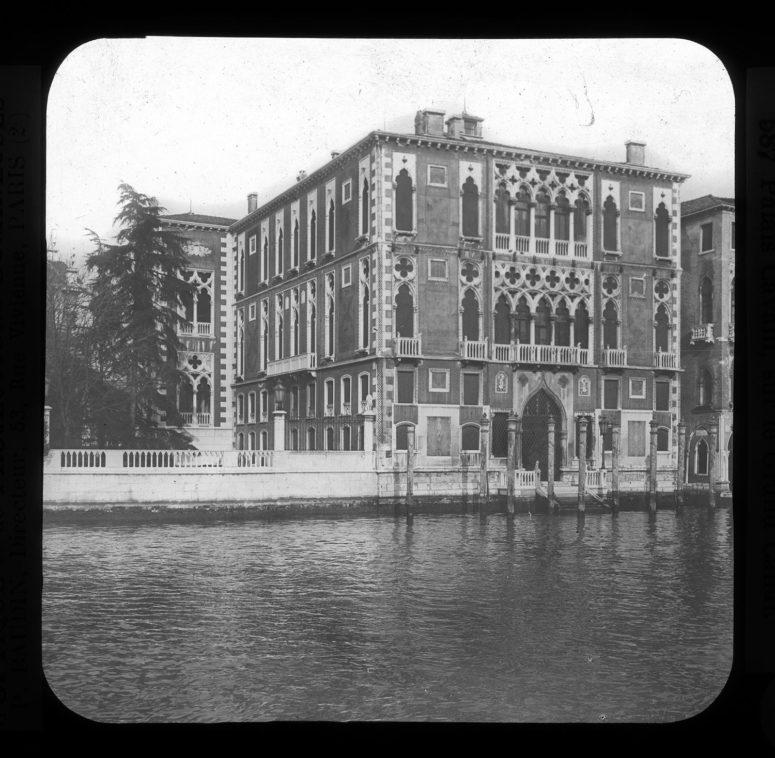 Palais Cavalli, sur le Grand Canal